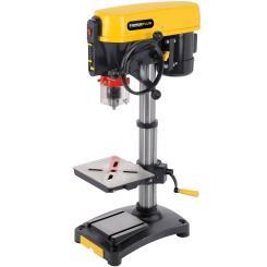 Powerplus Ständerbohrmaschine Tischbohrmaschine 500 W Bohren + Laser