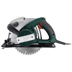 Powerplus Kreissäge 1800W Handkreissäge Gehrungssäge mit Laser + Zubehör  POWXQ5315