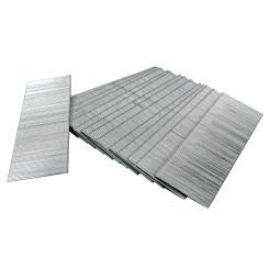 Powerplus Druckluft Nägel 500 Stück L 32 mm G16 Stahl für Druckluft-Tacker