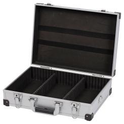Werkzeugkoffer leer + 2 Schlüssel