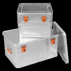 ALUBOX Archivbox - BB50 - BB72 Liter Bürobox - Größenwahl