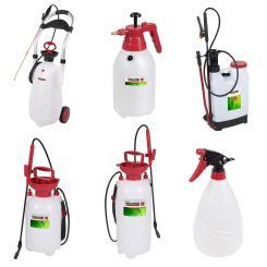 Kreator Drucksprüher Gartenspritze 1 L - 16 Liter - Sprühdüse verstellbar