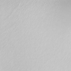 Schirmstoff Silbergrau 3 m rund