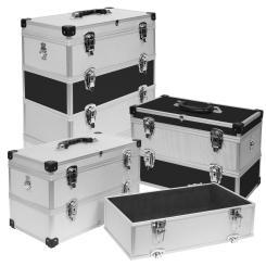 anndora Werkzeugkoffer Multifunktionskoffer Aluminium - Modelle zur Auswahl