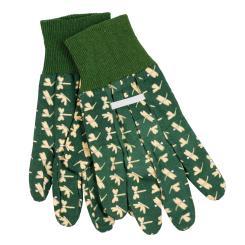 Gartenhandschuhe Arbeitshandschuhe Schutzhandschuhe Noppen antirutsch Grün