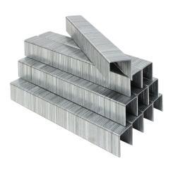Kreator Tackerklammern 6 mm 1000 Stk Heftklammern Ersatzklammern für Handtacker