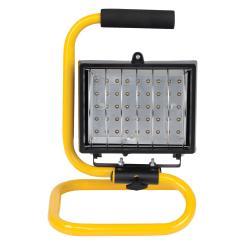 Powerplus LED Baustrahler Strahler 45 LEDs 3 Watt Arbeitsleuchte Handleuchte