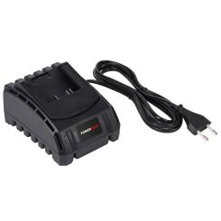 Powerplus Ladegerät für Akku 18 V Li-Ion für alle One Fits All Geräte