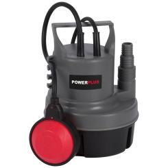Powerplus Tauchpumpe 200 W Klarwasserpumpe - 3500 L/Stunde