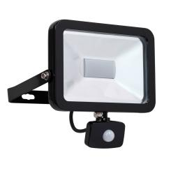 LED Strahler mit Bewegungsmelder 50 Watt und 3750
