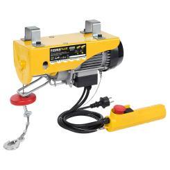 Seilwinde elektrisch 100-200 kg Seilzug Flaschenzug Seilhebezug