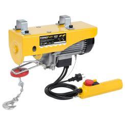 Seilwinde elektrisch 200-400 kg Seilzug Flaschenzug POWX901
