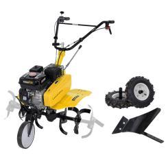 Motorhacke Bodenfräse Motorhackfräse Kultivator Pflug 208 ccm 4200 Watt