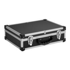 Werkzeugkoffer 43x32x13,5 cm - schwarz