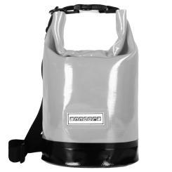 Wasserdichter Seesack Packsack 5 Liter - grau