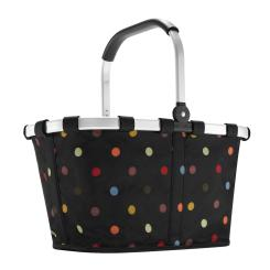 Einkaufskorb carrybag dots 22 Liter reisenthel