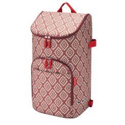 reisenthel Einkaufstrolley citycruiser bag diamonds rouge 45l