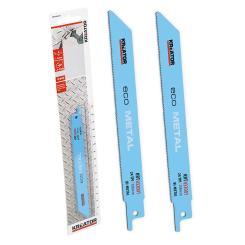 Säbelsägeblätter 2 Stück im Set 150 mm für Metall