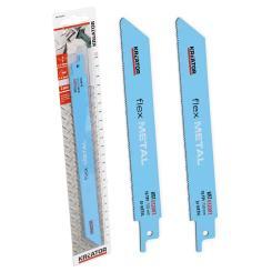 Säbelsägeblätter 2 Stück im Set 225 mm für Metall