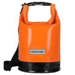 Wasserdichter Seesack Packsack 5 Liter - orange