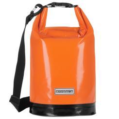 Wasserdichter Seesack Packsack 10 Liter - orange