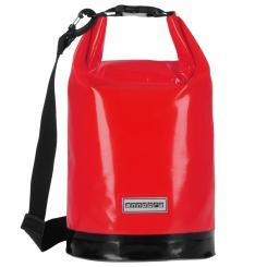 Wasserdichter Seesack Packsack 10 Liter - rot