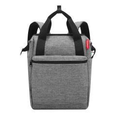 reisenthel allrounder R 12 L Rucksack daypack Tasche - twist silver Polyester