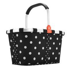 Einkaufskorb carrybag mixed dots 22 Liter reisenthel