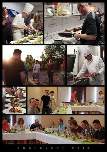 Koch-Coaching, kochen, Kochkurs, Kochakademie