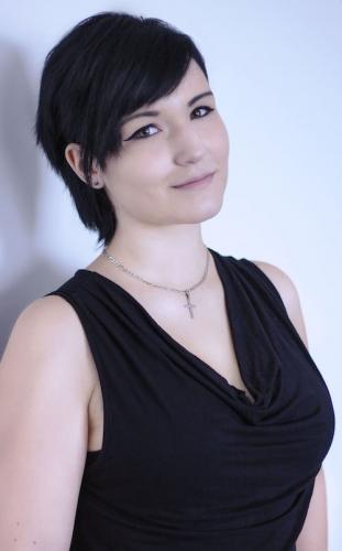 Azubine, Celine Schumann, anndora, Mediengestalterin